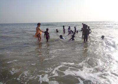 sortie plage